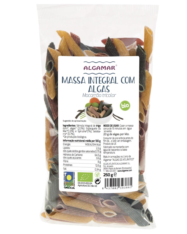 13-algamar-pasta-integral-macarron-tricolor-250g-portugal