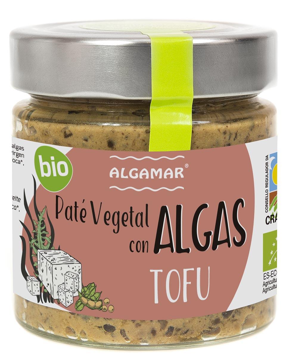 algamar pate vegetal con algas