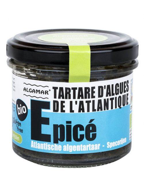 TARTARE D'ALGUES DE L'ATLANTIQUE
