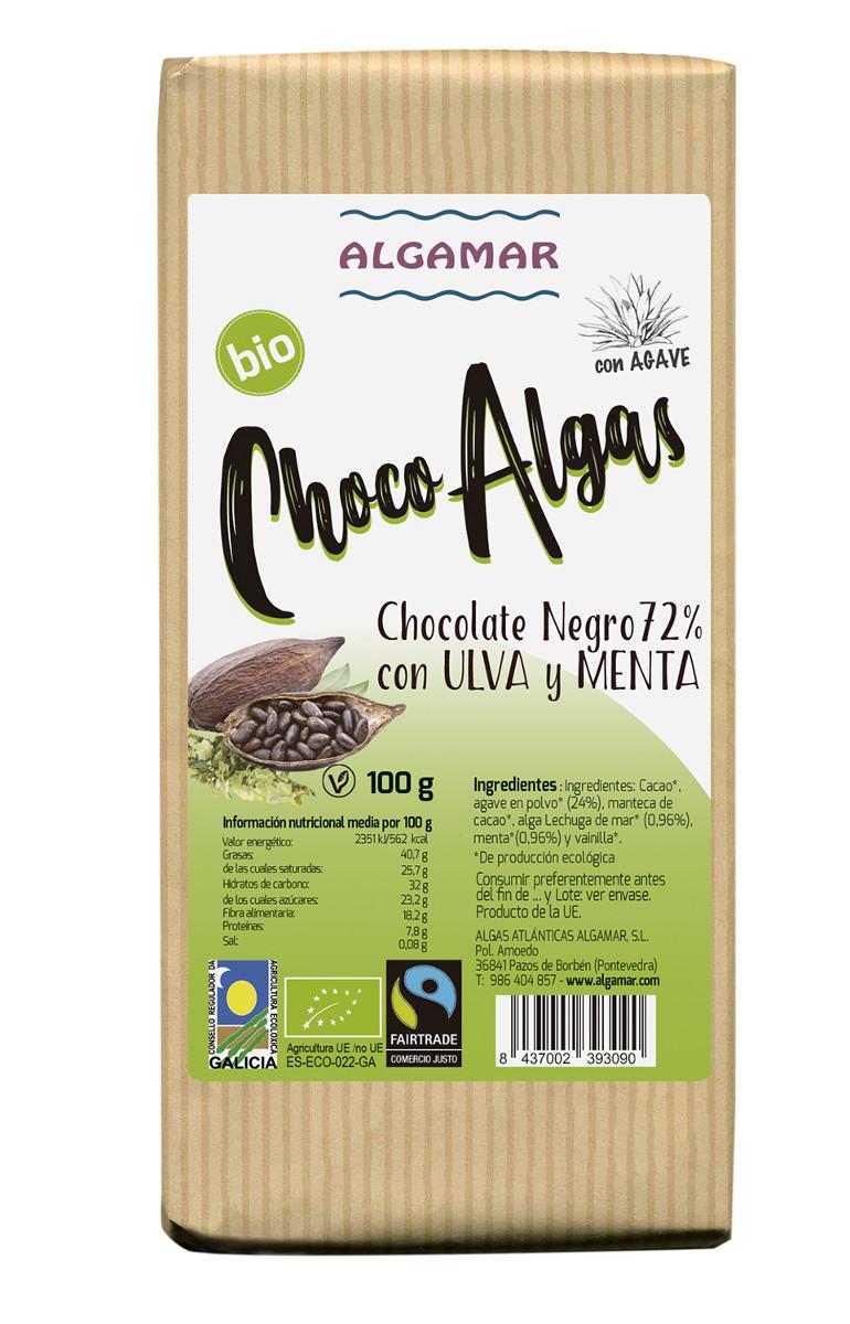 Choco Algas con Ulva