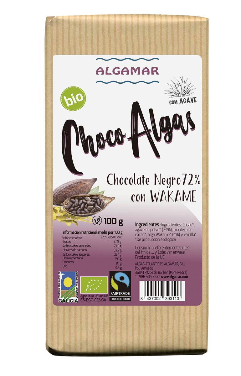 Wakame Choco Algas